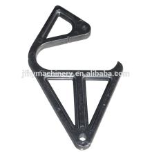 fundición de piezas de repuesto de acero de aluminio de la industria fundición y forja personalizadas