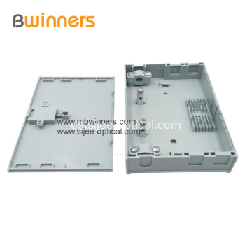 Mini Ftth Terminal Box Ftth Faceplate Socket Panel