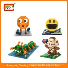2015 neue Plastik Puzzle Spiel Spielzeug, diy 3d Puzzle für Erwachsene
