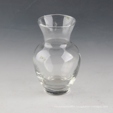Wide Mouth Glass Vase for Hotel/Home/Restaurant/Wedding