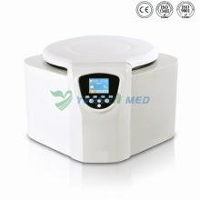 Centrífuga de laboratorio de alta velocidad de mesa médica Yscf-Ht16