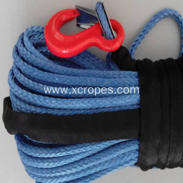 12 Strands  UHMWPE  Rope Winch Rope