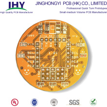 Custom Design Aluminum Multilayer Fr4 LED PCB Manufacturing