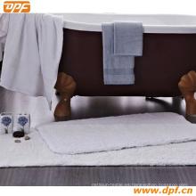 Alfombra de baño 100% algodón Terry (DPF2431)
