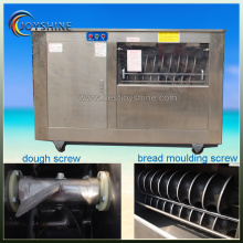 Stainless steel round steam bread moulding machine