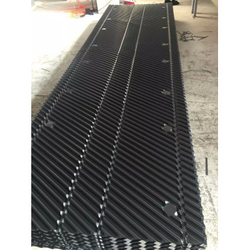 0,75 Inch Counter Flow Film Fill voor koeltoren