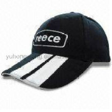 Nuevas gorras de béisbol del diseño gorras de béisbol bordadas