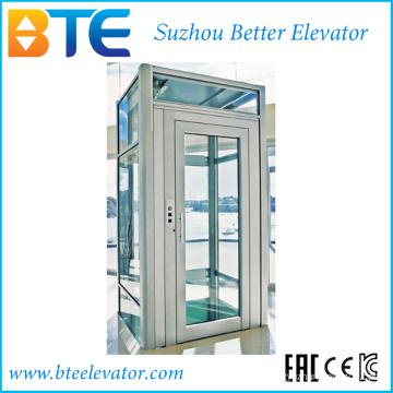 Ce Mrl Vvvf Панорамный лифт с стеклянной кабиной