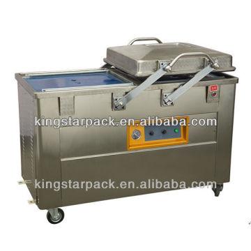 DZ5002SB machine d'emballage automatique double chambre à vide pour la viande