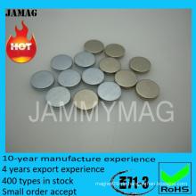 Disc ndfeb magnetischen Chip