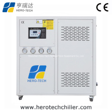 -10c 15.6kw Industrial Energy Efficient Water Cooled Low Temp Chiller