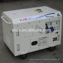 Factory new best diesel generator 10kva