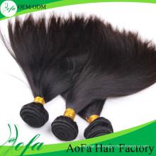 7A Grade Top Qualität Brasilianisches Reines Haar Remy Haar Menschenhaarverlängerung