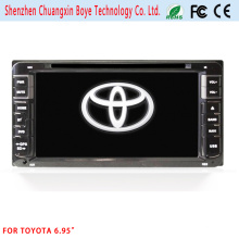 Two DIN Car DVD Player for Toyota