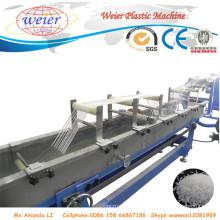 Recycled PP PE Pet ABS Pellet Machine Strand Pelletizer