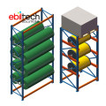 Warehouse Storage Supplier From China Cable Drum Rack on Sale