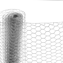 Hexagonal Wire Mesh galvanized mesh for bird cage chicken mesh
