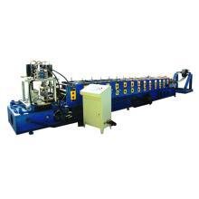 C Purline Color Steel Roof Tile Roll Forming Machine