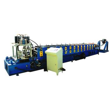 Machine de formage de rouleaux de tuiles en acier de type C