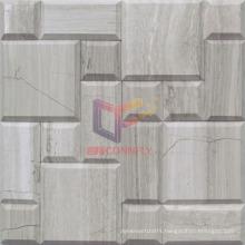 Wood Pattern Stone Mosaic Tile (CFS1042)
