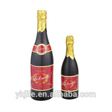 CE одобрил шампанского Свадебные бутылки серпантин хлопушки