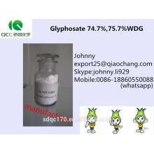 Factory direct supply Agrochemical/herbicide Glyphosate 62% IPA SL CAS 1071-83-6
