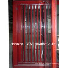 Pvc folding door/ aluminium folding doors
