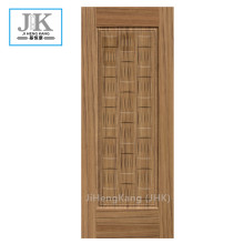 JHK Peau De Porte En Teck Naturel Simple Style India