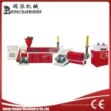 Ruipai, das Plastikpelletiermaschine aufbereitet