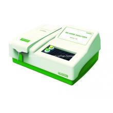 Tela de toque do analisador da bioquímica Semi-auto do preço de fábrica