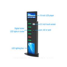 15 Zoll LCD Werbung Lade Player für Restaurant
