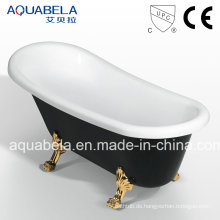 Luxus Antique Clawfoot Acryl Double-Ended Hot Tub (JL622)
