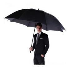 Parapluie automatique promotionnel d'affaires, grand parapluie de golf