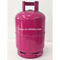 Zusammengesetzte 4.5kg LPG Bharat Gasflasche mit guten Preisen
