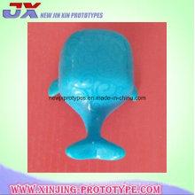 Chine SLA / SLS / CNC peint cas rapide de fabrication de prototypes
