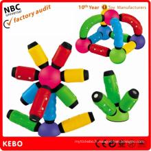 Boules magnétiques avec bâtons