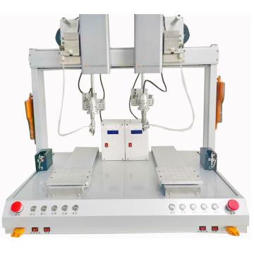 Soudage robotique automatique de fil de machine de soudure de connecteur d'USB