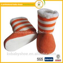 OEM ODM hiver personnalisé hiver en cuir souple chaussures chaussures en gros