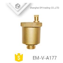 Válvula de ventilação de liberação de ar automática de bronze EM-V-A177