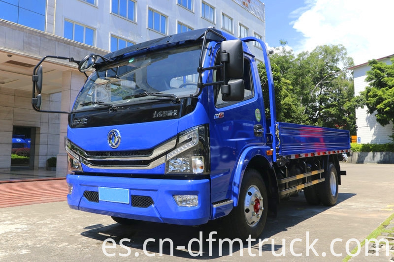 Dongfeng Dollicar D6 L 130 Hp Light Cargo Truck