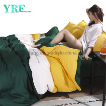 Cheap Price Home Textile Luxury Deep Pocket Fashion Style Cotton Bed Sheets