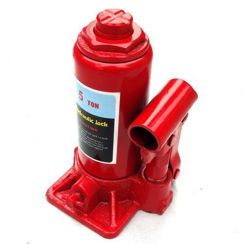 Standard bottle hydraulic jack