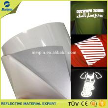 Transfert de chaleur presse film réfléchissant vinyle T Shirt Cutter traceur Cricut Silhouette