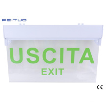 Emergency Exit Sign, Emergency Light, LED Emergency Exit Sign