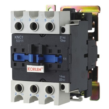 LC1 Cjx2 Type AC Contactor with CB Ce Semko IEC60947-4-1 power control 2.2-45KW
