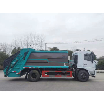 Dongfeng 12m3 compactor garbage truck price