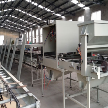 Villa used durable color roofing tile making machine