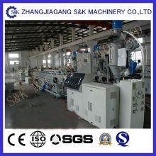 Machine à extruder à tuyaux HDPE PPR à une seule vis à vendre