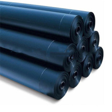 Thickness 1mm Black Smooth Hdpe Geomembrane