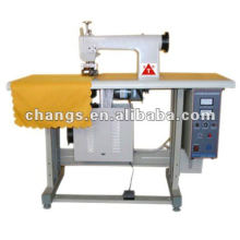ST semi-automatic non-woven bag cutting and sewing machine